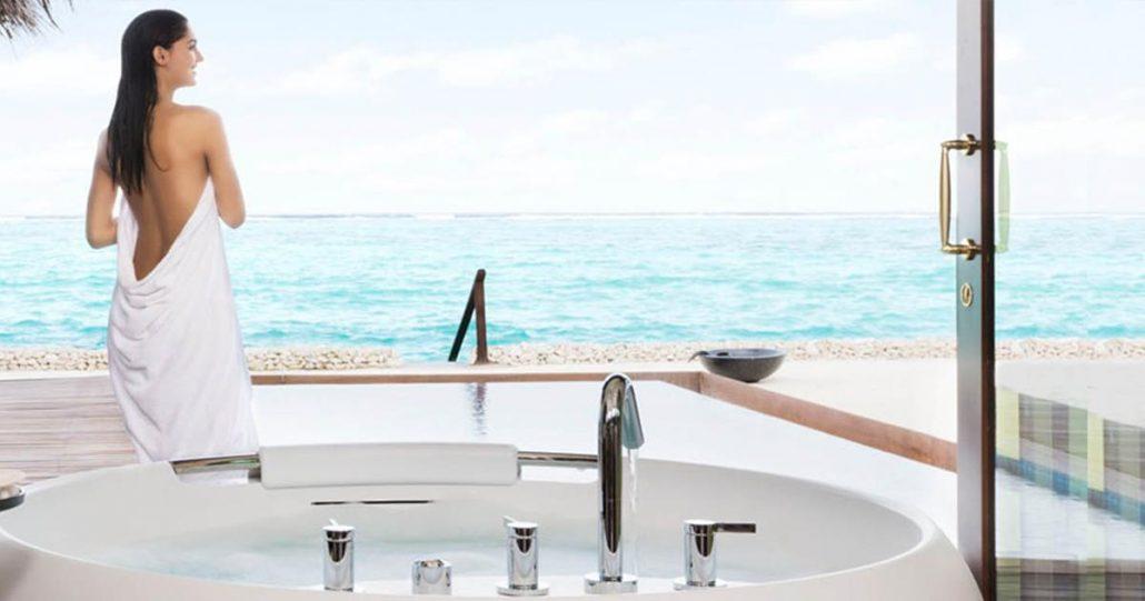 Vasca Da Bagno Relax : Vasche da bagno per il massimo relax modulo più ceramiche